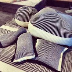 Striped Textiles by Casalis — I Saloni 2012
