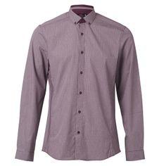 MAXX Mini Check Shirt - Purple http://www.target.com.au/p/maxx-mini-check-shirt-purple/55083188