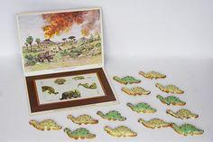 Dinosaurus koekjes l 2