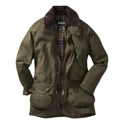 Barbour Beaufort Jacket... It will be mine, oh yes... It will be mine