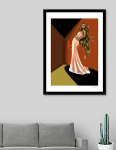 Discover «Statuesque», Exclusive Edition Fine Art Print by Aminu Sule - From $25 - Curioos