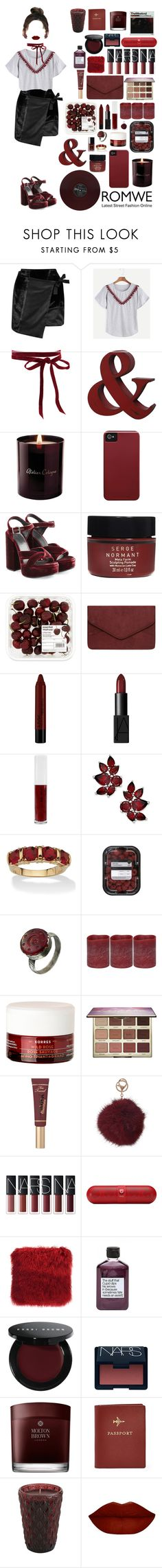 """""""Untitled #458"""" by xxeucliffexx ❤ liked on Polyvore featuring Missoni, Atelier Cologne, Case-Mate, Jil Sander, Serge Normant, Dorothy Perkins, NYX, Chanel, NARS Cosmetics and Obsessive Compulsive Cosmetics"""