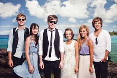 Owl City (the whole band!!!)