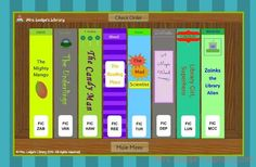 Shelve-it | Mrs Lodge's Library