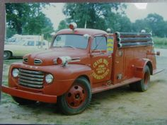 1000+ images about ford fire truck on Pinterest | Fire Trucks ...