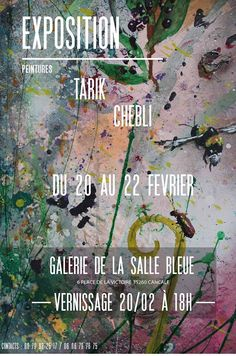 vernissage, exposition, galerie.