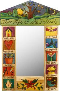 Sticks Small Mirror 1167