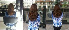 WhiteHair Hajshop | Hajhosszabbítás nálunk vásárolt póthajból Hair Shop, White Hair, Extensions, Blouse, Shopping, Tops, Women, Fashion, Moda