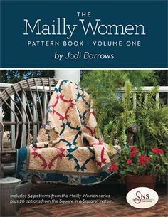Mailly Women Pattern Book
