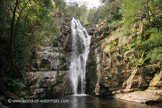 Mathinna Falls Fingal Valley / near St Helens, Tasmania, Australia