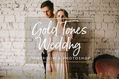 Gold Film Tones Wedding Preset for Lightroom & Photoshop These Presets will create a gold warm film toned photo edit. Gold Film Tones Wedding darken the Wedding Photography Checklist, Wedding Photography And Videography, Phrases Accrocheuses, Wedding Presets, F Stop, Beautiful Landscape Photography, Professional Lightroom Presets, Photoshop Images, Creative Portraits