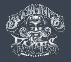The Brightness Faces on Behance