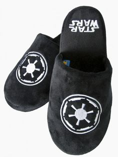 117ebe7f3849 Star Wars Official Disney Galactic Empire Mule Slippers sizes Last Jedi. Groovy  UK
