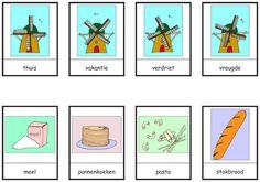 woordkaarten bakker 3