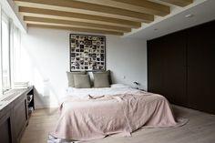 Ceiling detail! Loft in Amsterdam by BRICKS 10