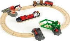 BRIO Cargo Harbour Set `One size Details : 16 part(s), 4 x AA not included Age : From 3 years old Wood 510 mm x 600 mm http://www.comparestoreprices.co.uk/january-2017-7/brio-cargo-harbour-set-one-size.asp