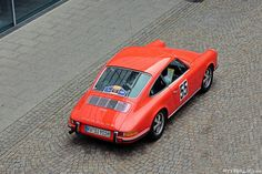 15. Bodensee Oldtimer Rallye in Friedrichshafen