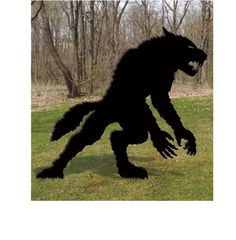 All-Weather Scary Werewolf