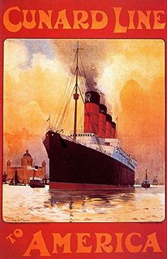 'Cunard Line - To America' - Wonderful A4 Glossy Art Prin... https://www.amazon.co.uk/dp/B01IV4LYQA/ref=cm_sw_r_pi_dp_NPZKxbEWE2HNF