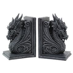 Dragon Bookend Set - CC8266 from Dark Knight Armoury