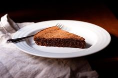 Chocolate Amaretti Torte