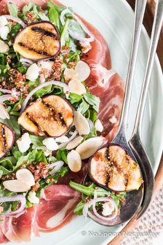Grilled Fig Arugula Salad-105