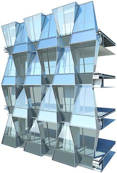 Gallery of Beijing Greenland Center / SOM - 13