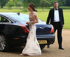 La Duquesa de Cambridge o cómo impresionar en la cita del 'glamour' - Foto 1
