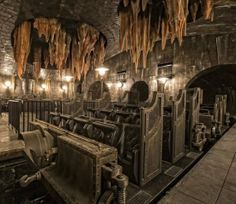 Harry Potter Theme Park Previews Gringotts-Themed Ride - I WILL BE GOING!!