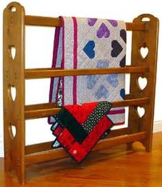 How To Build A Hanging Quilt Rack - The Best Image Search
