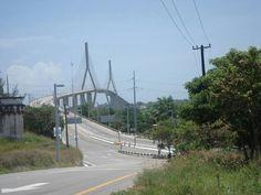 Entrada a Tampico, Puente Tampico