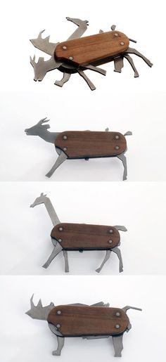 The Animal Pocket Knife | 42 Awesome Kid Things That Adults Secretly Wish They Could Have