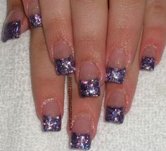 Nails Mylar Nails, Bella Nails, Hold My Hand, Nails Design, Nail Ideas, Projects To Try, Glitter, Nail Art, Random