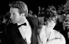 Warren Beatty and Natalie Woods
