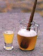 Poncha - Tradicional drink with alcohol #Madeira Island - #Portugal