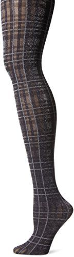 Hue Womens Plaid Tights Black SmallMedium * Click affiliate link Amazon.com on image to review more details.