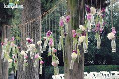 www.kamalion.com.mx - Decoración / Arreglos / Lila & Gris / Lilac & Gray…