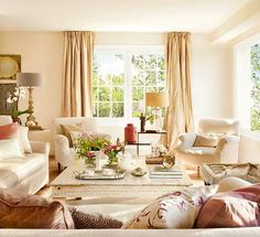Home Remodel Additions :.Home Remodel Additions : Beautiful Living Rooms, Cozy Living Rooms, Formal Living Rooms, Home Living Room, Living Room Designs, Living Room Decor, Living Spaces, Salons Cosy, Family Room