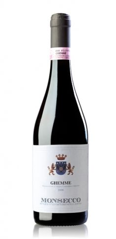 GHEMME DOCG | MONSECCO wonderful red wine from Piedmont, Novarra.