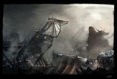 Environment City Concept