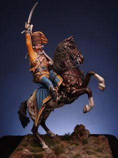 Ussaro prussiano reggimento Malachowski