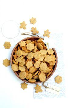 ... ginger cookies ...