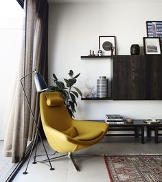 Styling + chair + joinery + mood