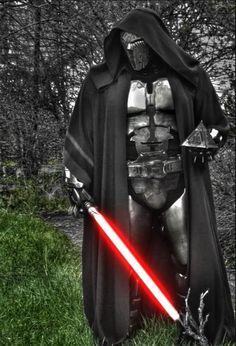 Sith Acolyte Sith Armor, Jedi Sith, Sith Lord, Star Wars Sith, Star Wars Rpg, Star Wars Cartoon, Darth Bane, Star Wars Figurines, Star Wars Design