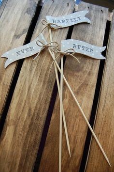 A #cute touch for your #fairytale #wedding. For more inspiration, visit prestonbailey.com.