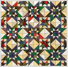Thoughts from a disorganized quilter