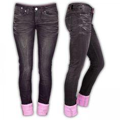 jeans kosai flower von one green elephant sylt fashion. Black Bedroom Furniture Sets. Home Design Ideas