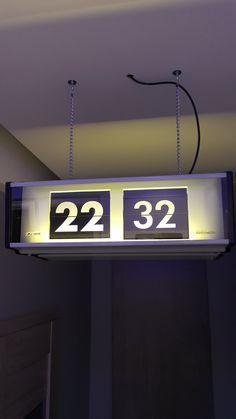 Zegar PRAGOTRON KLAPKOWY kolejowy PKP dworcowy Flip Clock, Tips, Clock Art, Counseling