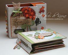 Mini Album et son coffret - Pure Lorelaïl Design 22 Celui-là esprit zen, plairait à Jo