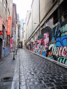 Melbourne Arcades and laneways tour